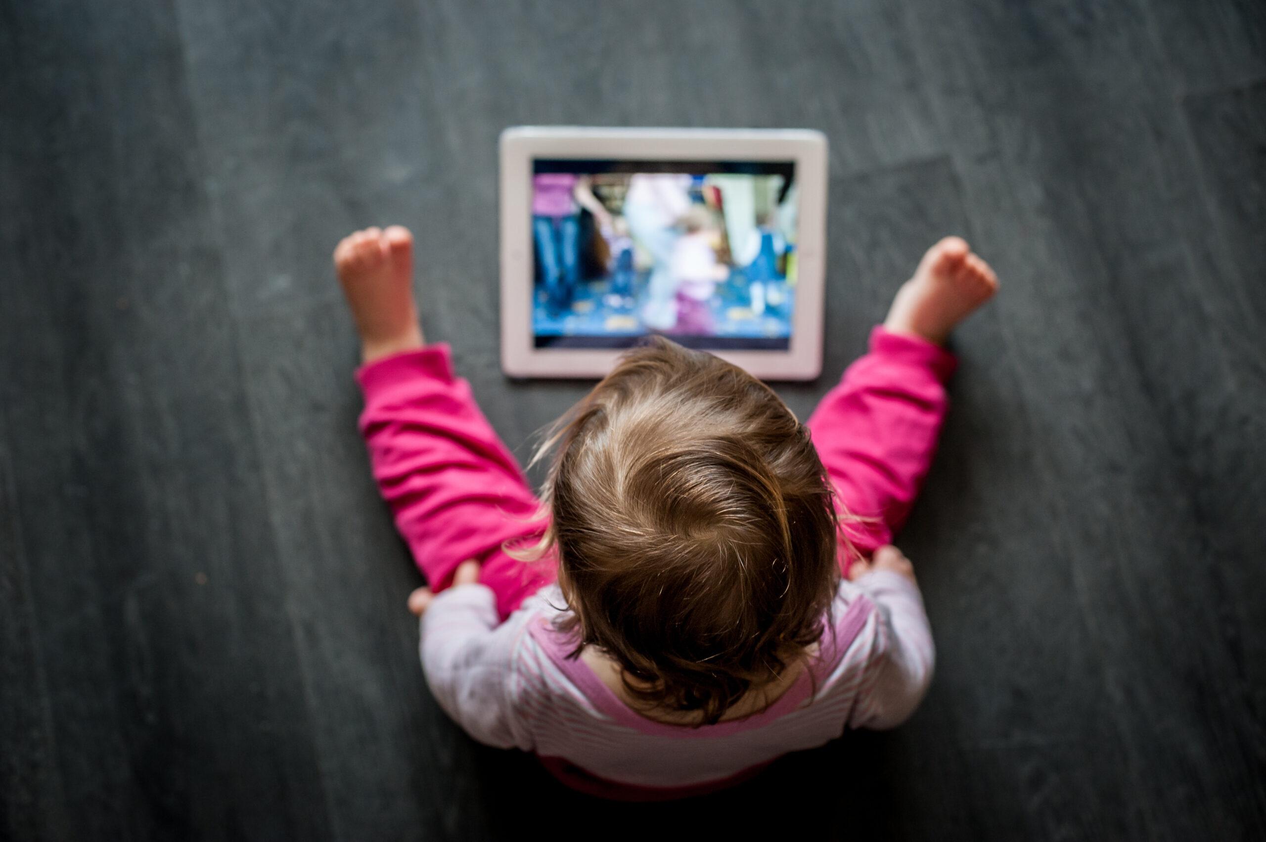 Minu laps istub pidevalt ekraani taga!